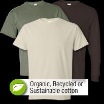 Unisex Organic & Eco