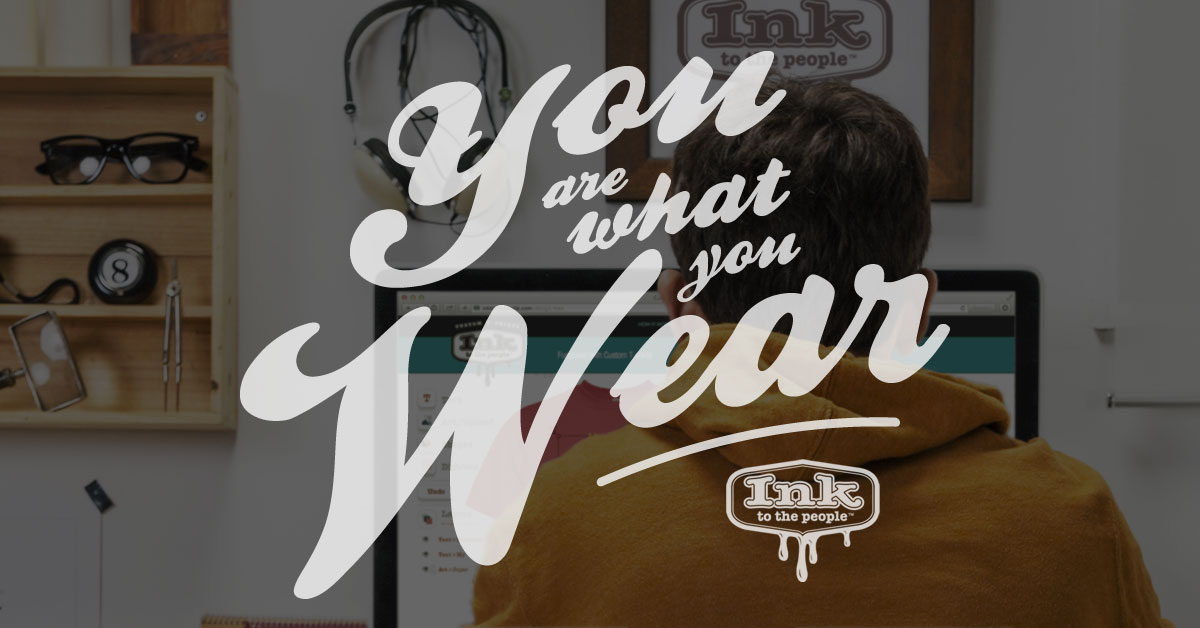 You are what you wear. Make it count. Join our Design for Good Program.