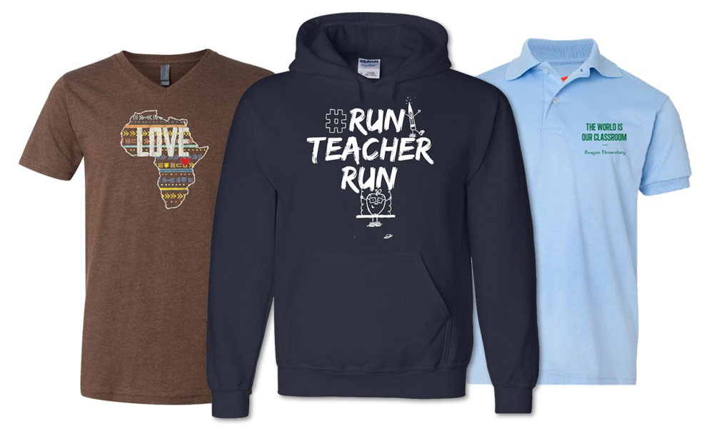 Back to School T-Shirt Ideas and Inspiration