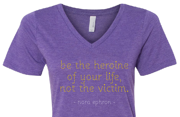 October is Domestic Violence Awareness Month | Design a Shirt and Give Back to this important cause