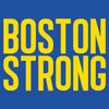 Boston Strong Custom T-shirt Design