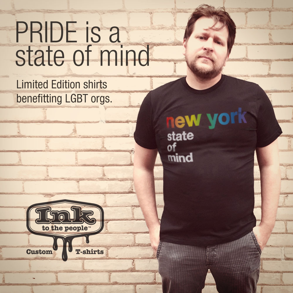 Pride is a state of mind | Ink to the People gives back