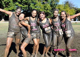 Dirty Girl Team pic