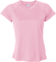 Champion CW23 Ladies Double Dry Performance T-Shirt [slim fit]